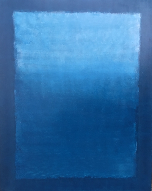 Rothko Dreams of Klein by Elsi Elizabeth Mason