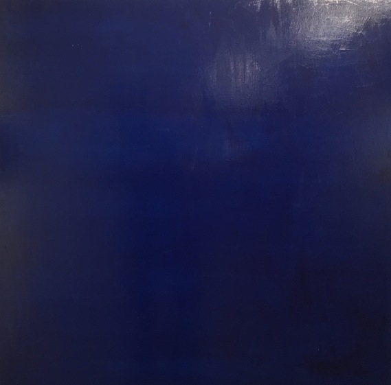 Indigo Dreams - Painting
